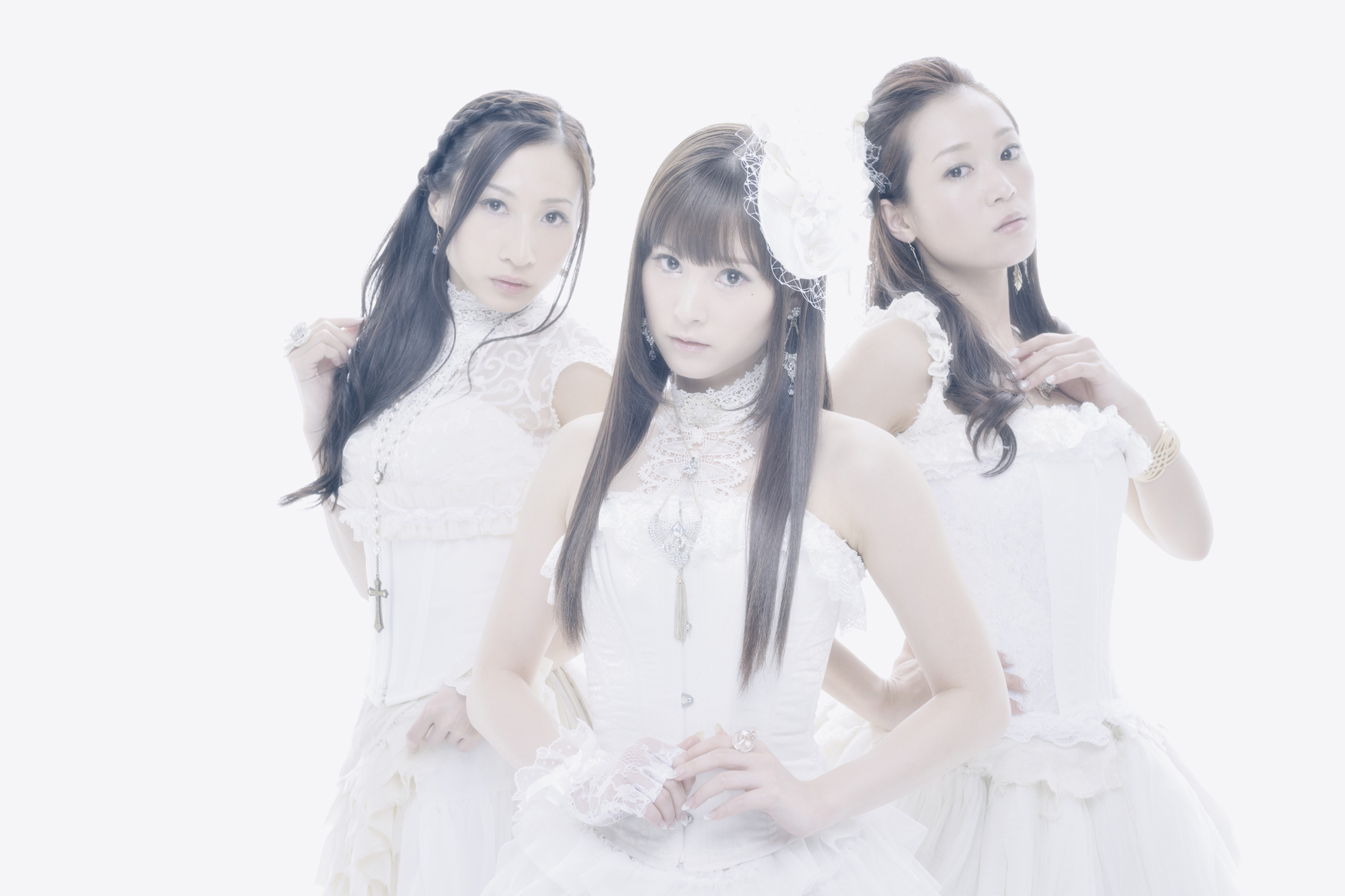 Is Kalafina Turning Into An Idol Group The Nocturnal Baju Couple Hikaru You Me Latest Promo Pic
