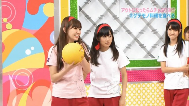 "Yukirin ""I miss Mayuyu..."""