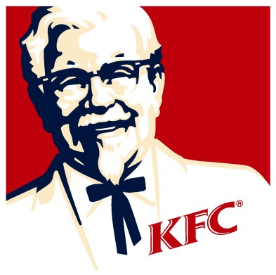 I love eating at KFC, though.