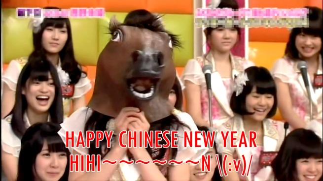Horse... HORSE EVERYWHERE.